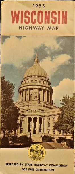 Government State Wisconsin 1953