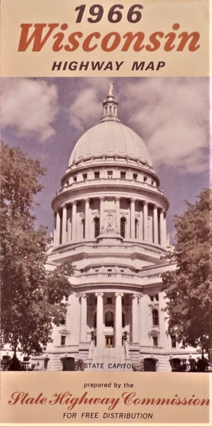 Government State Wisconsin 1966