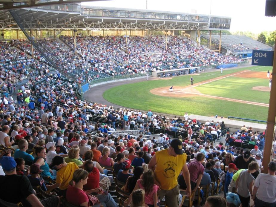 Columbus – July 2020 – Sports Venues Past andPresent