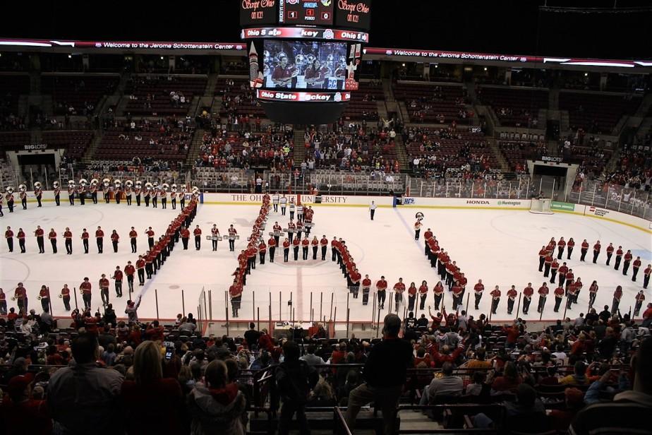 2011 02 18 Ohio State Hockey 48