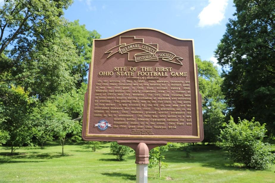 2020 07 11 29 Delaware Ohio Historic Markers