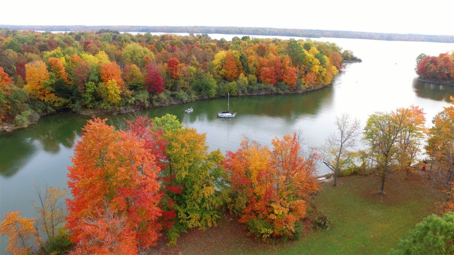Central Ohio – October 2020 – Views From Above Part4