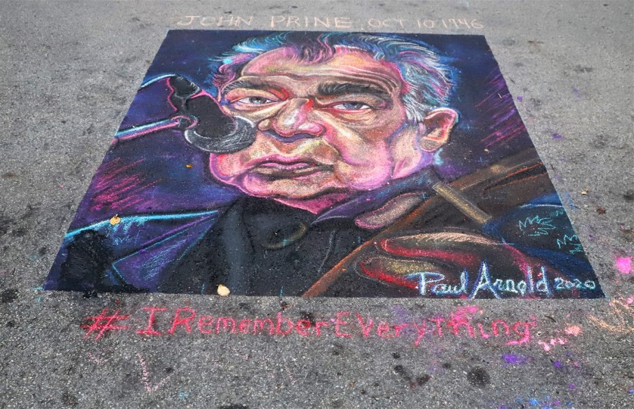 Columbus – October 2020 – Revisit Chalk Art at Easton