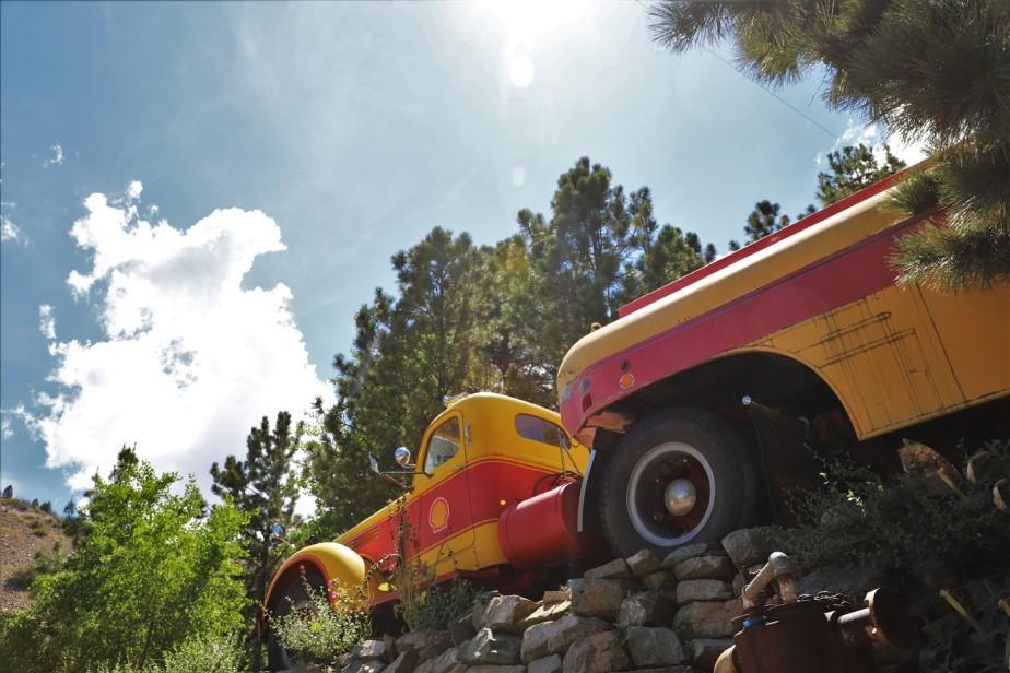 Jerome, Arizona – September 2021 – RustyGold