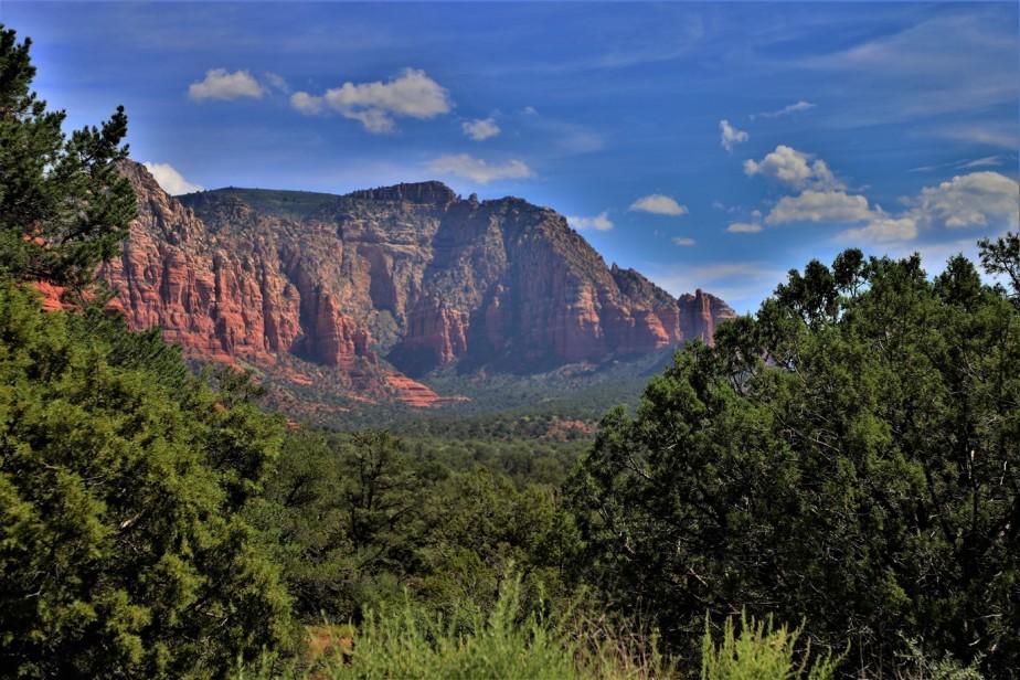 Sedona, Arizona – September 2021 – The Famed RedRocks